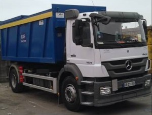 19t RDS MERCEDES